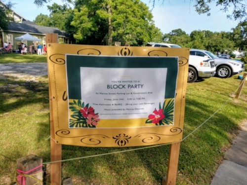 Block Party 6.14.2019