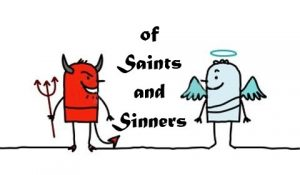 Of Saints and Sinners – December 27th