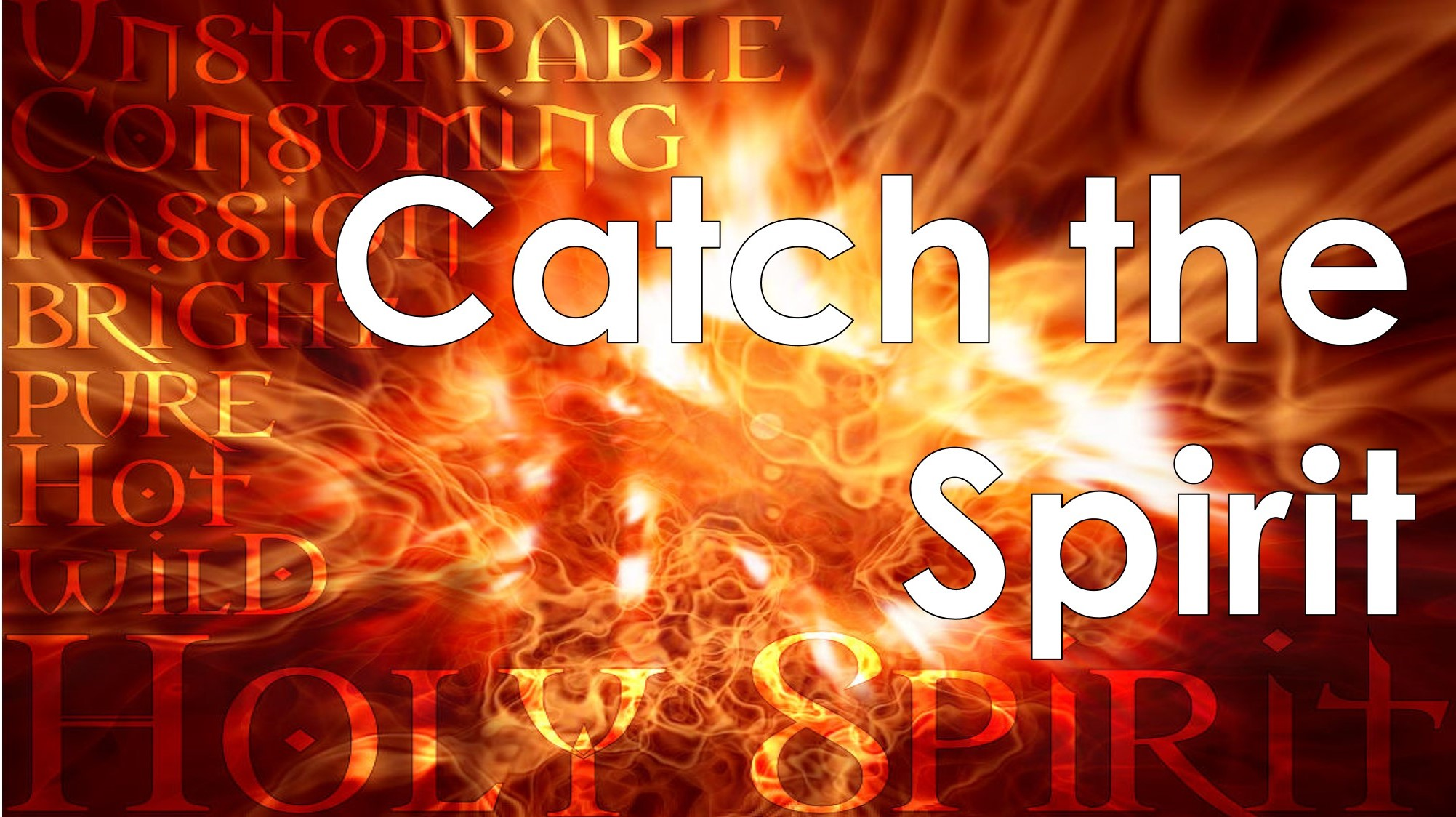 You are currently viewing Catch the Spirit! – August 22nd